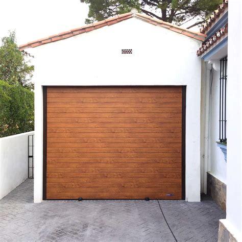 puertas correderas garaje precios puertas para garajes precios great excellent alullan