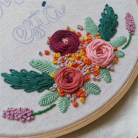 embroidery flores floral obsessed embroidery that inspires