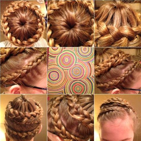 double layer braid styles the knight crier braids of glory junior rebecca