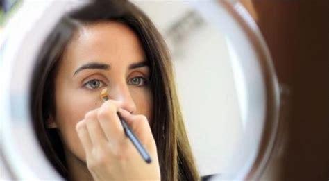corregir imagenes oscuras corregir ojeras oscuras maquillajerossa