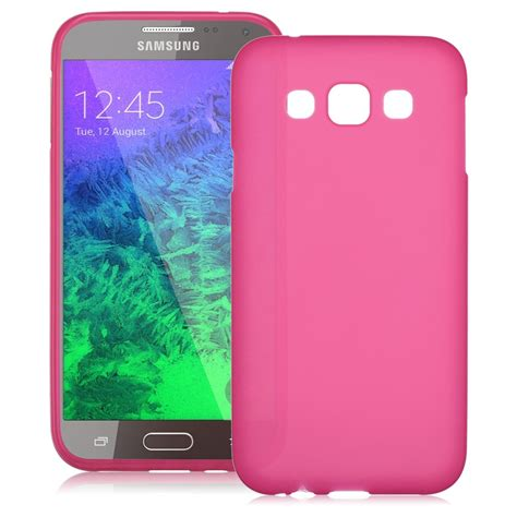 Fdt Softcase Silicone Samsung Galaxy A5 Clear soft tpu silicone clear matte back cover for samsung galaxy a3 a5 a7 e5 e7 ebay