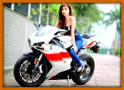 imagenes mujeres y motos fotos de motos deportivas con mujeres para celulares