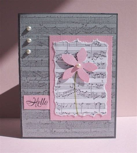 Handmade Sheet Cards - 17 best images about cards on sheet