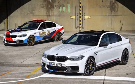 New Bmw 2018 M5 by 2018 Bmw M5 M Performance Parts Revealed With Motogp Car