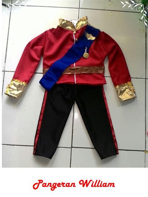 jual baju kostum pangeran william kheycollection