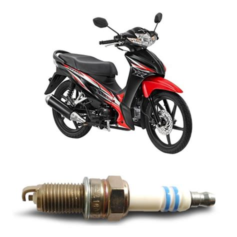 Harga Busi Motor by Bosch Busi Sepeda Motor Honda Revo Ur4a130 Irridium U