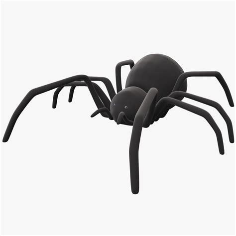 Kaos 4d Umakuka Original Black Widow Spider radio controlled black widow 3d model