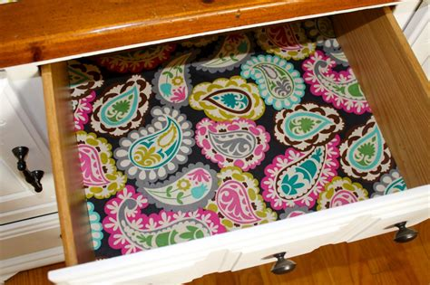 Dresser Liner by Diy Drawer Liners