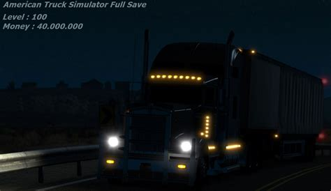 euro truck simulator 2 100 save game mod and patch 1 3 1 100 save game for ats euro truck simulator 2 mods
