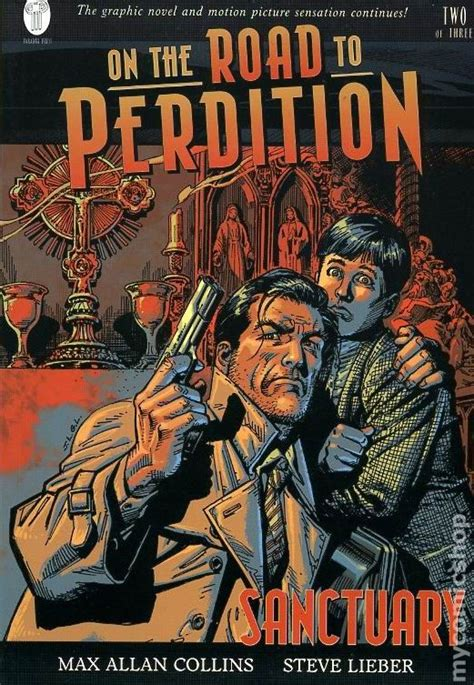Road To Novel on the road to perdition gn 2003 2004 paradox press comic books