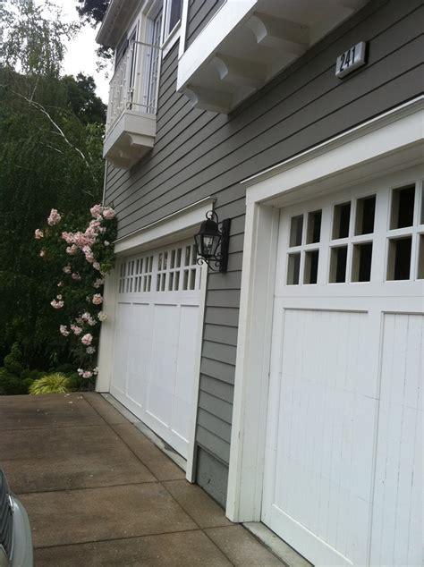 Garage Doors Detail Around Trim House Ideas Pinterest Trim Around Garage Door