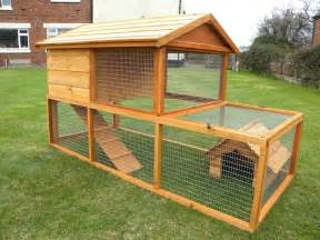 best rabbit hutch for 2 rabbits 2 up 3 wooden rabbit hutch