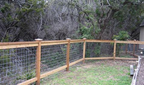 4 foot cedar cattle panel fencing sooo much nicer