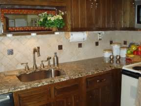 Kitchen Backsplash Designs 2014 by Make The Kitchen Backsplash More Beautiful