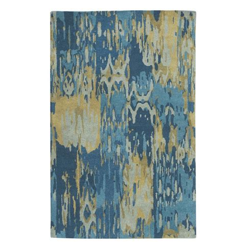 rugs home decorators collection home decorators collection matira blue 9 ft 6 in x 13 ft