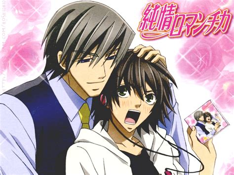 junjou romantica junjou romantica images junjou romantica hd wallpaper and