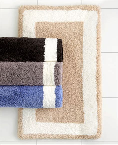 Macys Bathroom Rugs Charter Club Frame Memory Foam Bath Rugs Bath Rugs Bath Mats Bed Bath Macy S