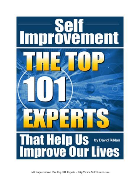 the top 101 self help expert
