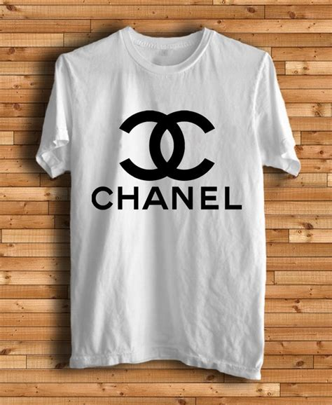 P O D 03 Mens T Shirt new chanel logo white t shirt clothing footwear