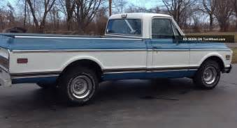 1972 chevy c 10 classic truck looking for home