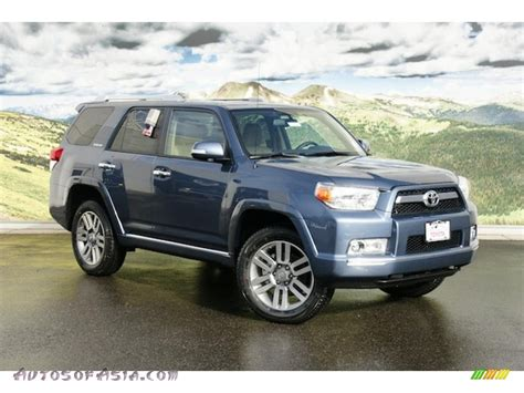 2011 Toyota 4runner Limited 2011 Toyota 4runner Limited 4x4 In Shoreline Blue Pearl