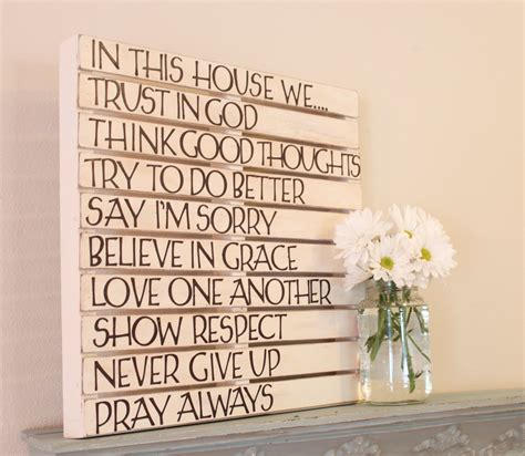 diy home wall decor diy pallet wall of family home