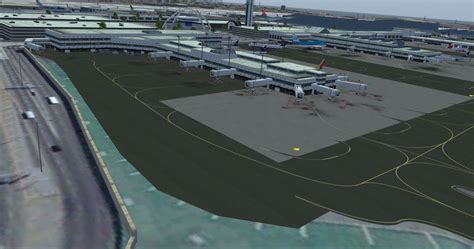 fsx airport design editor x los angeles airport scenery v3 for fsx