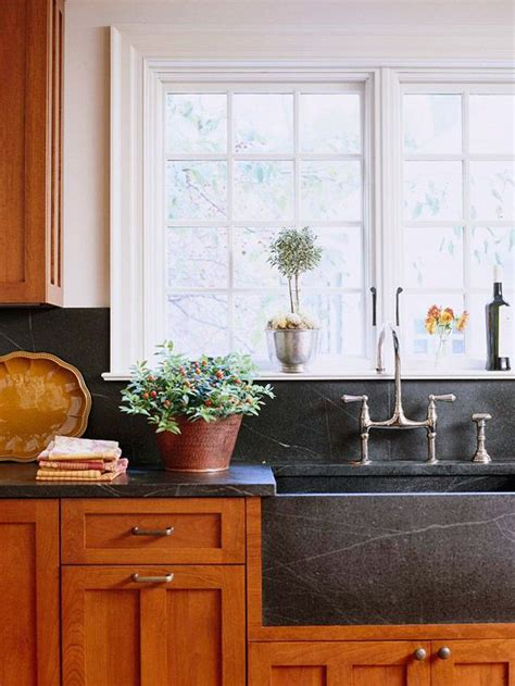 Blue Soapstone Countertops The Soapstone And Cabinets On
