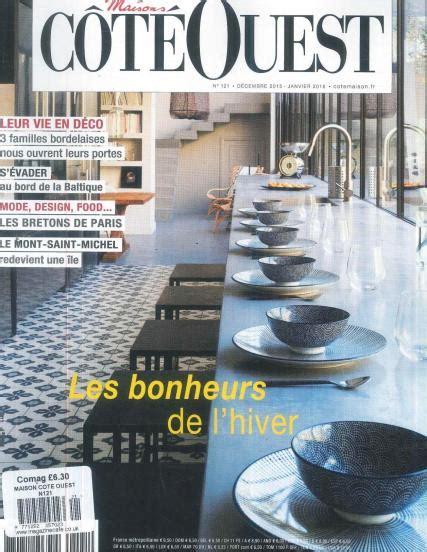 Cote Ouest Magazine by Maison Cote Ouest Magazine Subscription