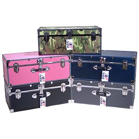 Home Decor Trunks Locking Stackable Trunk Home Garden Decor Trunks