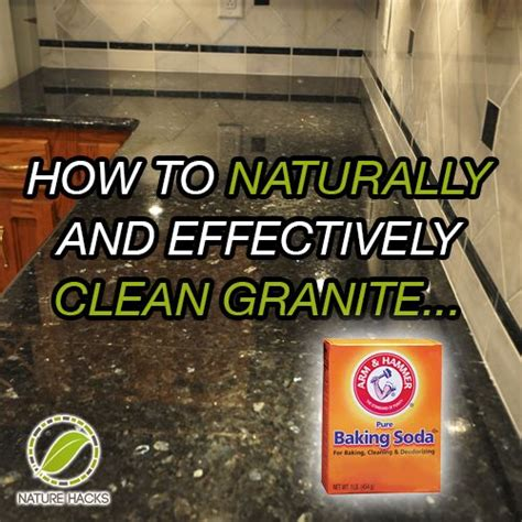 best 25 clean granite ideas on cleaning