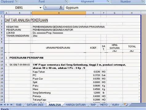 Satuan Saklar Panasonic contoh rencana anggaran biaya pembangunan gedung