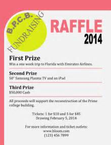 Raffle Poster Templates by 16 Free Raffle Flyer Templates Prize 50 50