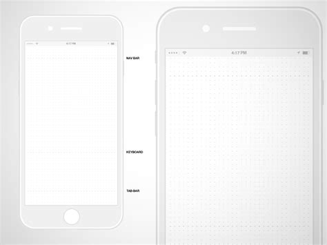 iphone app wireframe template iphone 7 wireframe sketch freebie free resource