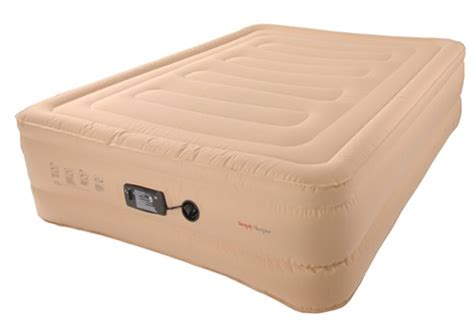 best size air mattress comparison chart