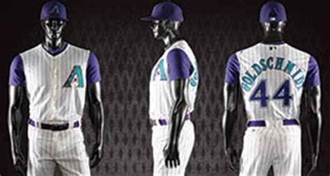 nj throwback thursday hipnj smday uniforms arizona diamondbacks