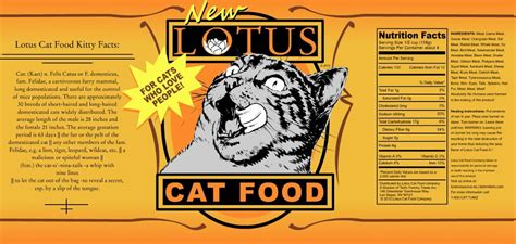lotus cat food breaking news the moggies are back for a third helping of