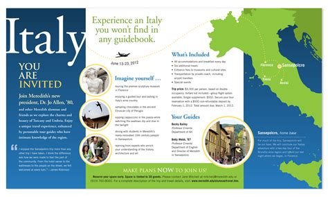 14 tourism brochure design images travel agency brochure