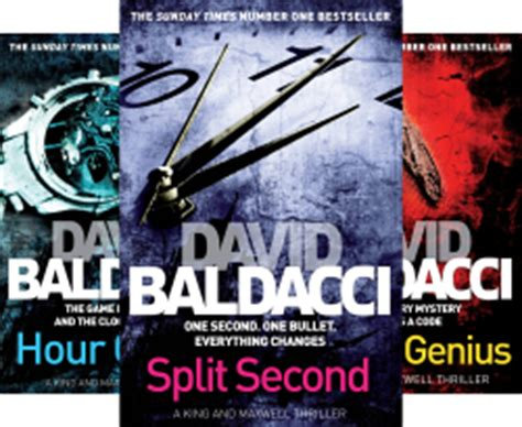 in a new york split second books king and maxwell 6 book series