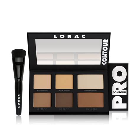 Lorac Cosmetic Pro Contour Pallete preview lorac cosmetics pro contour palette for summer