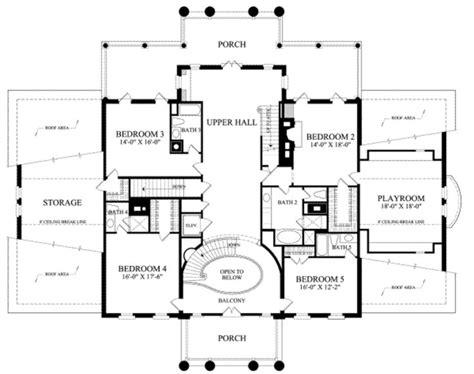 floor plan for plantation style dream home level 1 105 best great house plans images on pinterest dream