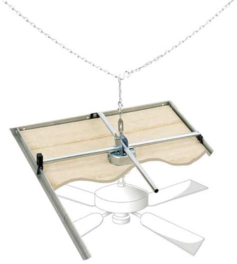 ceiling fan drop ceiling westinghouse lighting 0107000 saf t grid for suspended