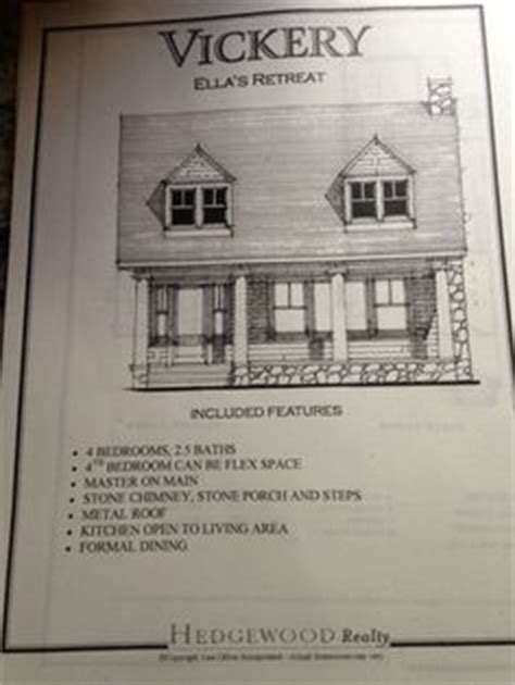 hedgewood homes floor plans hedgewood english cottage house plan vickery
