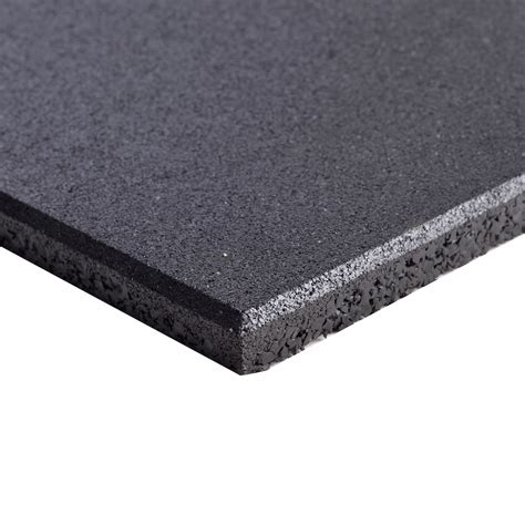 rubber mat suitable   environments  fitness