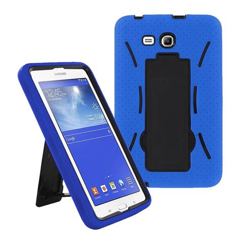 Samsung Tab 3 Ukuran 7 for samsung galaxy tab 3 lite 7 0 sm t113 t116 armor box stand tablet cover