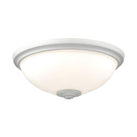 Halogen Ceiling Light Shop Monte Carlo Fan Company 3 Light Rubberized White Halogen Ceiling Fan Light Kit With Frosted