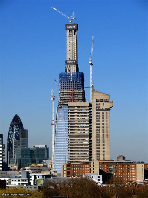 Building Plans Online Skyscrapernews Com Image Library 46 The Shard
