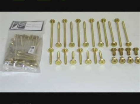 Screws For Baby Crib by Crib Hardware For Baby Cribs