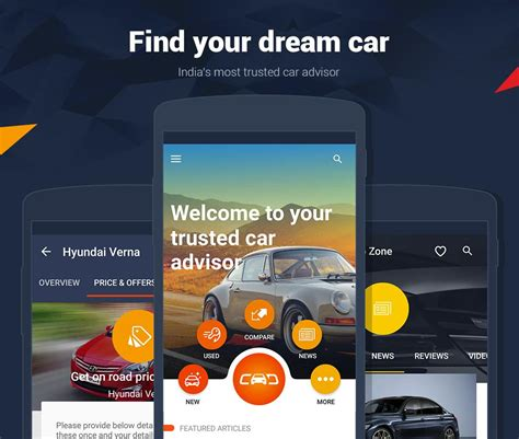 Used Car Apps For Android by Cars India Buy New Used Car Android Apps On Play