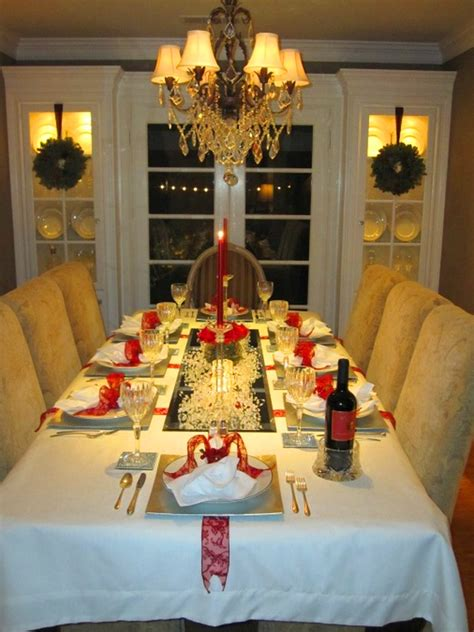 2013 christmas decorating ideas 20 elegant christmas table decorating ideas for 2013